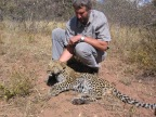 Leopard cub seized in sting operation